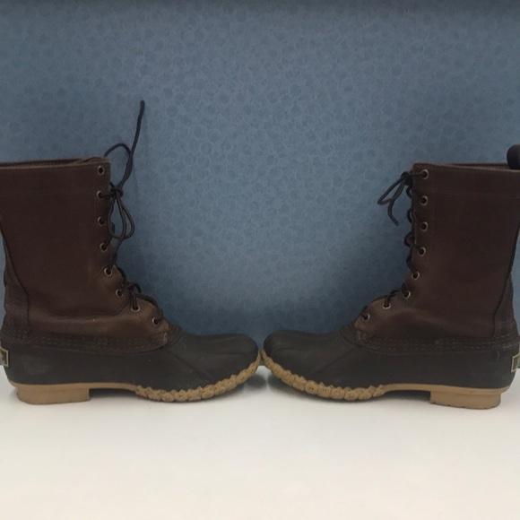 934433d27bd71 L.L. Bean Maine Hunting Shoe Duckboot